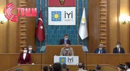 Şehit babası mecliste konuşurken Tbmm tv yayını kesti(Video)