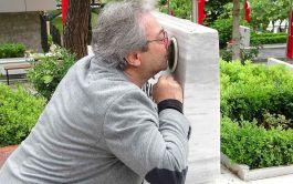 Şehit babası mezarlıkta gözyaşlarını Hakim olamadı