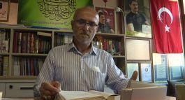 Şehit babası Taşdemir, oğluna hasretini şiirleriyle anlatıyor(Video)