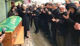 Şehit Babası Zonguldak'da vefat etti
