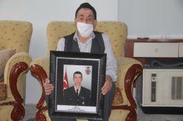 Şehit babasından, Dayanışma kampanyasına destek