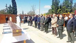 Şehit cenazesine askeri tören istemediler