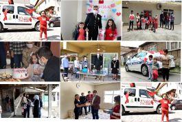 Şehit Çocuklarına 23 Nisan Sürprizleri ve Kutlamaları