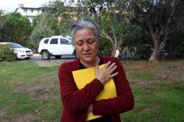 Şehit'ten geriye kalan emanet yürek parçaladı