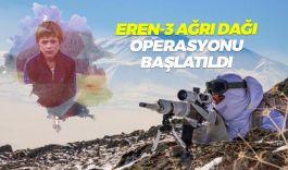 Şehit Eren-3 Operasyonu'nda 1040 personel görev alacak