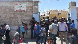 Şehit Eren Bülbül'ün adı Suriye'de okulda yaşayacak