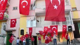 Şehit evinde 19 Mayıs etkinliği düzenlendi
