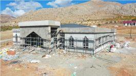 Şehit Fethi Sekin Külliyesi İnşaatı devam ediyor