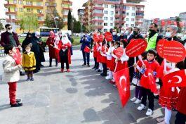Şehit Fethi Sekin'e Belediye den vefa