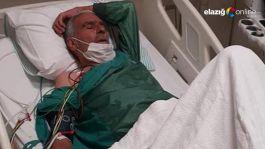 Şehit Fethi Sekin'in babası kalp krizi geçirdi