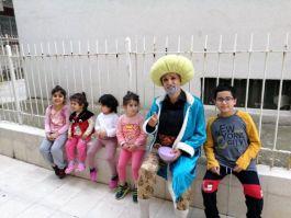 Şehit, Gazi ve engelli çocukları Ramazan Bayramı eğlencesi
