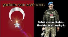 Şehit Kimliği belli oldu Gaziantep'e şehit ateşi düştü