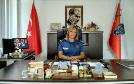 Şehit kızı İlçe Emniyet Müdürü olarak atandı