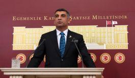 Şehit Komutanın adı Havalimanına verilmesi için Meclise önerge verdi