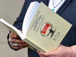 Şehit künyelerinin derlendiği kitap yayınlandı