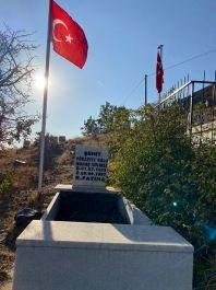 Şehit mezarlarının bakım onarımı gerçekleştirildi