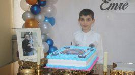 Şehit Oğluna Sürpriz doğum günü kutlaması