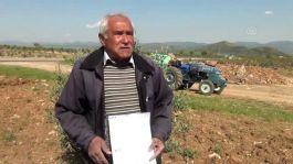 Şehit oğlunun maaşıyla Kampanyaya destek verdi