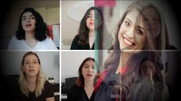 Şehit öğretmen anısına meslektaşları klip hazırladı(Video)