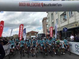 Şehit Ömer Halisdemir Anısına Bisiklet Turu başladı