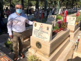 Şehit Özel Harekat Şube Müdürü Tufan Kansuva unutulmadı