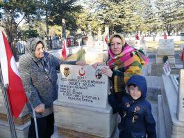 Şehit Özel Hareket Demet Sezen'in bugün 35.yaş doğum günü kutlu olsun