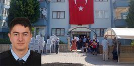 Şehit Pilotun şehadet haberi baba ocağına ulaştı(Ankara)