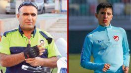 Şehit Polis Fethi Sekin'in oğlu Milli Takıma seçildi