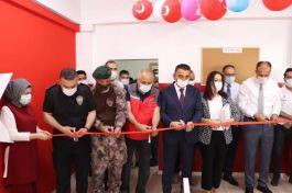 Şehit Polisler adına iki kütüphane açıldı