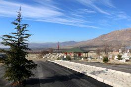 Şehit Polis  Sekin'in kabrinin yolu yenilendi