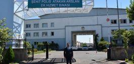 Şehit Polisin adı Ek hizmet binasına verildi