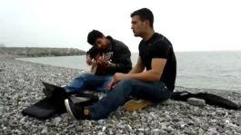 Şehidin Şarkı söylediği görüntüler izleyenleri duygulandırdı(Video)