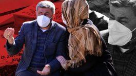 Şehit Polislerin Mezar taşları kırıldı, Şehitlerin babası gözyaşlarına boğuldu(Video)