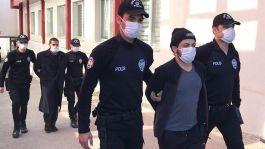 Şehit Polislerin  mezarlarını tahrip edenlerin kimlikleri belirlendi 5 gözaltı var