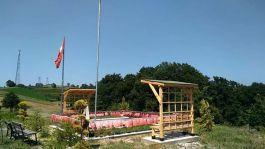 Şehit Sait Miyanyedi'nin mezarı Şehitlik haline getirildi