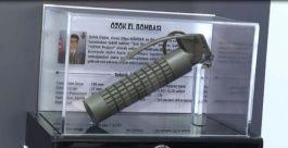 Şehit üsteğmenin tasarladığı el bombası Tsk Envanterinde