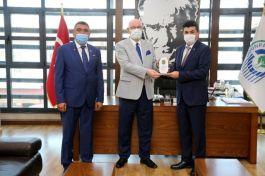Şehit ve Gazi Genel Başkanın Ziyaretleri