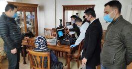 Şehit ve Gazi yakınlarına evlerinde Örnek uygulama Hizmet