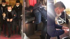 Şehit ve Gaziler adına binlerce lira toplamışlar yakalandılar