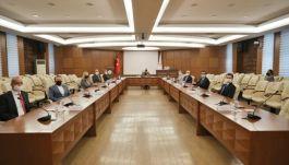 Şehit ve Gazilere Toplanan 344 Milyon(Trilyon) Paranın olduğu vakıf toplantı yaptı