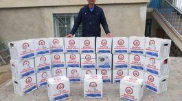 Şehit yakınları ve gazilerden ihtiyaç sahiplerine 5 bin yardım kolisi