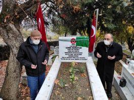 Şehit yakınlarından Bakan Soylu'ya destek