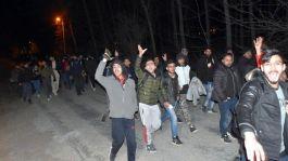 Şehitler sonrası Suriyeliler için Sınır kapıları açıldı