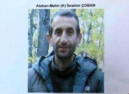 Şehitlerin İntikamı alındı Terörist öldürüldü