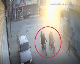Şehitlerin mezarlarını tahrip eden teröristlerin videosu ortaya çıktı
