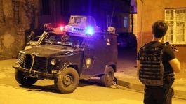 Siirt'te Polise Saldırı 1 Polis Yaralandı