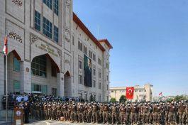 Siirt'te Şehit olan özel Harekat Polisleri Memleketlerine gönderildi