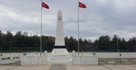 Siirt'te Şehitlik anıtı çevre düzenlemesi yapılacak