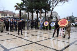 Şırnak Cizre'de 18 Mart Çanakkale Zaferi Programı
