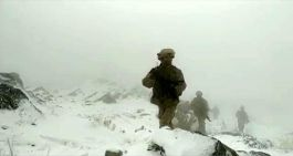 Şırnak Cudi dağında Askerimiz operasyona devam ediyor(Video)